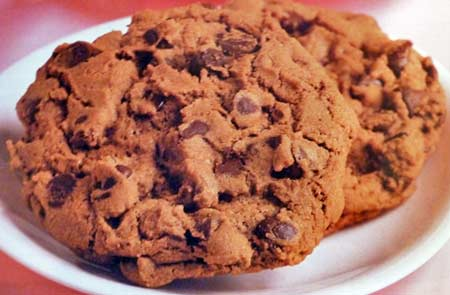 Grandma's Chocolate Chip Cookies