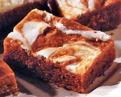 Pumpkin Carrot Swirl Bars
