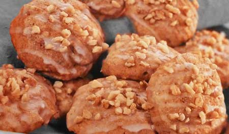 Maple Pumpkin Cookies