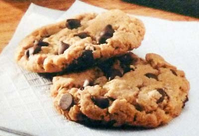 Oatmeal Chocolate Chippers Cookies